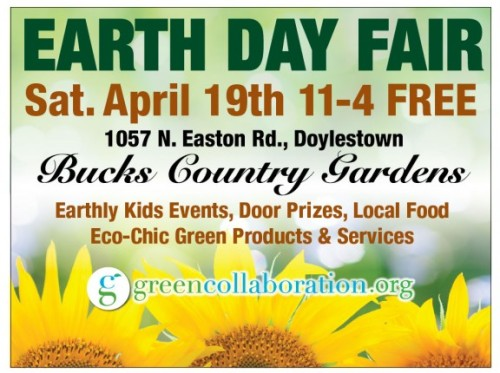 BUCKS COUNTY EARTH DAY FAIR 2014