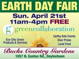 EARTH DAY BANNER 2013