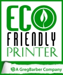 The Eco Friendly Printer